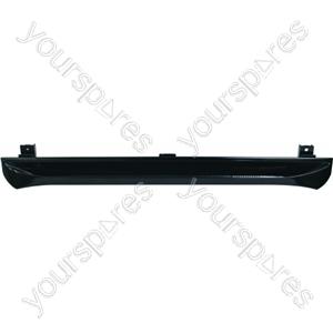Oven Door Handle Black Filo S2000