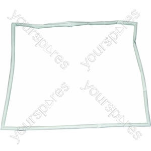Indesit White Freezer Door Seal - 421mm X 336mm
