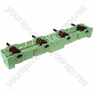 Electric Commutator For Plate 4 Block