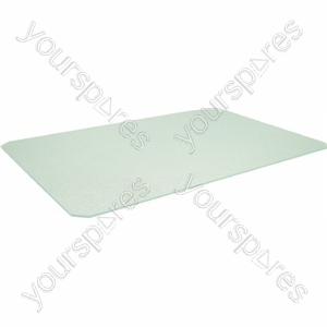 Indesit Fridge Glass Crisper Cover