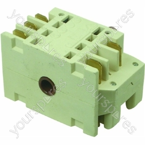 Electric Commutator For Plate