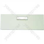 Indesit GSF120 White Fast Freeze Top Flap