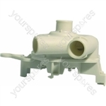 Indesit D61DUK Circulation Pump Housing