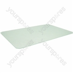 Indesit Fridge Glass Crisper Cover