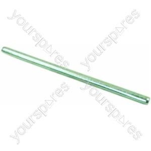 Pivot Pin Drawer Front 106.5x5 Mm Ab