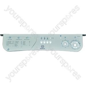 Control Panel + Handle
