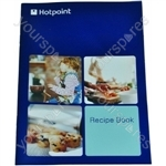 Hotpoint ST98PAX Cooking Book