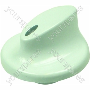 Indesit Polar White Electric Cooker Plate Knob