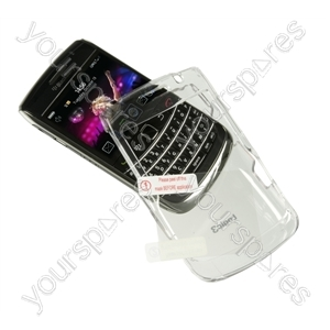 BlackBerry Bold 9700 Crystal Case & Screen Prot