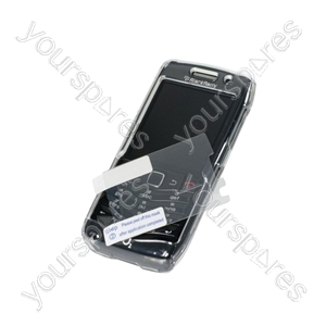 BlackBerry Pearl 3g Crystal Case & Screen Prot