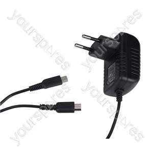Dual Power Adaptor - (Euro Version)