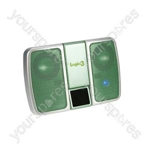 i-Station Traveller  - Light Green