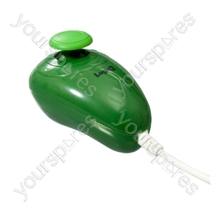 Wii FunChuk - Motion Plus - Green