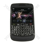 BlackBerry Bold 9700 Silicone Case & Screen Prot