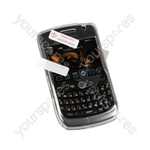 BlackBerry Curve 8520 Crystal Case & Screen Prot