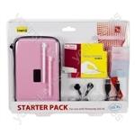DSi Xl Starter Pack - Pink