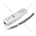 Wii Remote Plus With Motion Plus - White
