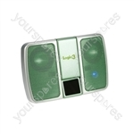 i-Station Traveller  - Light Green