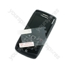 BlackBerry Pearl 3g Silicone Case & Screen Prot