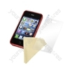 iPhone 4 - Deluxe Tpu Case -trans Red