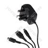 4-in-1 AC Power Adaptor (UK )