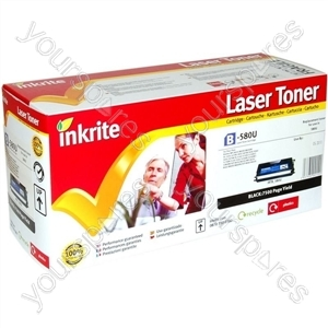 Inkrite Laser Toner compatible with Brother TN530-580, 3030, 3060, 3130, 3170, 5500, 6600, 7300, 7600 Black