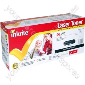 Inkrite Laser Toner Cartridge compatible with Canon LBP 3110 / 3220 / 5650 / 5730 / 5750 Black