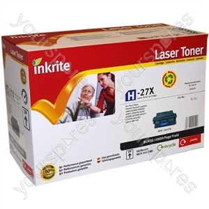 Inkrite Laser Toner Cartridge Compatible with HP 4000 Black