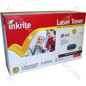 Inkrite Laser Toner Cartridge Compatible with HP 8100 Black