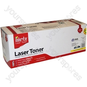 Inkrite Laser Toner Cartridge compatible with HP 4500Y Yellow