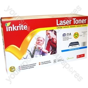 Inkrite Laser Toner Cartridge compatible with HP 4600C Cyan