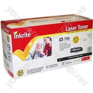 Inkrite Laser Toner Cartridge compatible with HP 3500 3700 Black