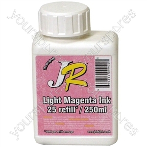 Just Refill 250ml Photo Magenta Universal Refill Ink