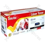 Inkrite Laser Toner Cartridge compatible with Brother TN2000 Black