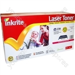 Inkrite Laser Toner Cartridge compatible with HP 4600M Magenta