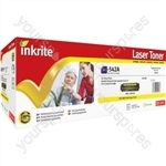 Inkrite Laser Toner Cartridge Compatible with HP Colour Laserjet CP1215/1515n/CM1312 Yellow