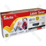 Inkrite Laser Toner Cartridge Compatible with HP 1010 Black (Jumbo-Cap)