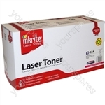 Inkrite Laser Toner Cartridge Compatible with HP 3700 Magenta
