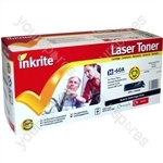 Inkrite Laser Toner Cartridge Compatible with HP Colour LaserJet 2550 Black