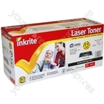 Inkrite Laser Toner Cartridge Compatible with HP 1600/2600/2605 Black