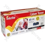 Inkrite Laser Toner Cartridge compatible with HP LaserJet P2015 Std-Cap Black
