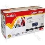 Inkrite Laser Toner Cartridge compatible with HP LaserJet P2015 Hi-Cap Black