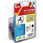 Inkrite NG Printer Ink for Epson 790 870 875 890 895 900 915 1270-90(s) - T007 Black (Eagle)