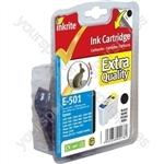 Inkrite NG Printer Ink for Epson 400 440 460 500 600 640 700 - T0501 Black (Rabbit)