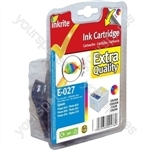 Inkrite NG Printer Ink for Epson 810 820 830 925 935 - T027 Color (Fish)