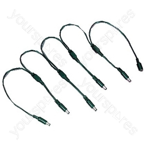 DC Supply Cable - Special Feed-through Cable