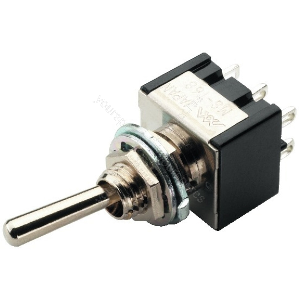 Toggle Switch Precision Toggle Switches M 90 6a By Ufixt