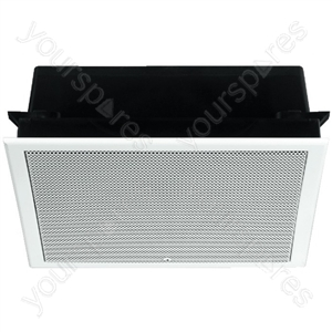 PA Wall Speaker - Pa Wall And Ceiling Speaker For Flush Mounting