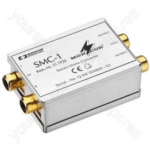 Stereo Mono Converter - Stereo/mono Converter