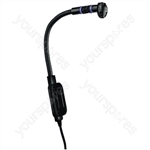 Electret Microphone - Electret Instrument Microphone